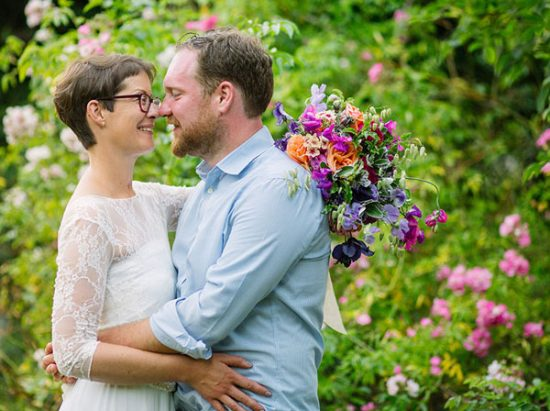 Fantastic Foodie Wedding in Bray - Clare West Photography