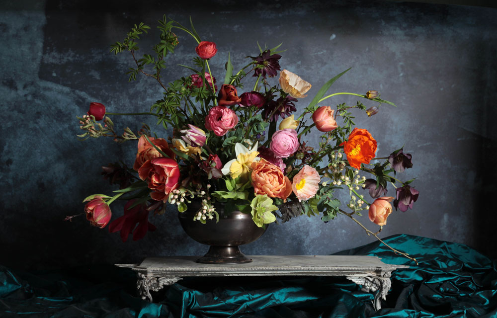 Dutch master floristry classes