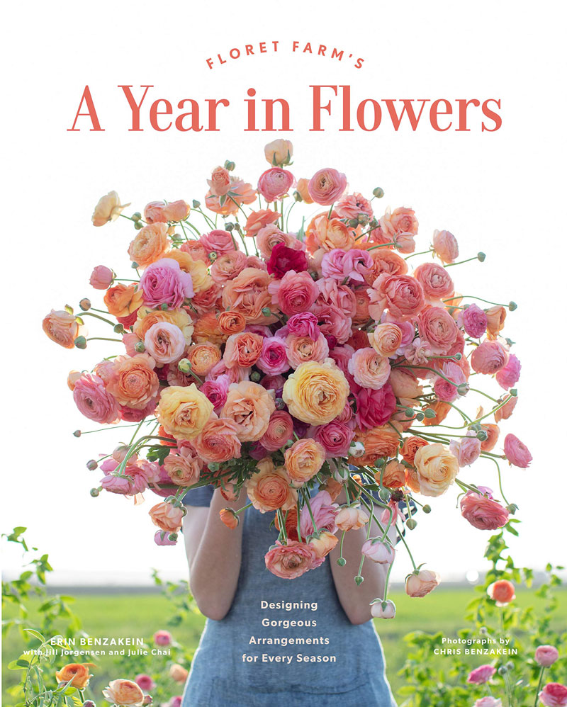 'A Year in Flowers' by Floret